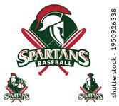spartans baseball insignia... | Shutterstock .eps vector #1950926338