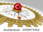 global business and economic 3d ...   Shutterstock . vector #1950971962