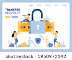 transfer money with security...
