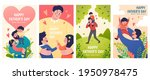 set of father's day... | Shutterstock .eps vector #1950978475