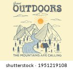 Great Outdoors Mountain Camping ...