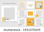 social media template banner...   Shutterstock .eps vector #1951370245