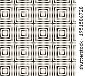 vector seamless dotted lines...   Shutterstock .eps vector #1951586728