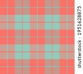 easter tartan plaid. scottish...   Shutterstock .eps vector #1951628875