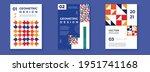 company identity brochure... | Shutterstock .eps vector #1951741168