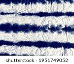 indigo tie dye line gradient... | Shutterstock . vector #1951749052