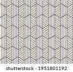 vector seamless pattern. modern ...   Shutterstock .eps vector #1951801192