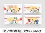 real property value  assessment ... | Shutterstock .eps vector #1951842205