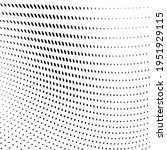 abstract halftone wave dotted... | Shutterstock .eps vector #1951929115