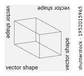 universal trendy vector...   Shutterstock .eps vector #1952015965