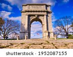 The National Memorial Arch...