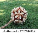 Handmade Flower Origami Ball....