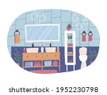 furniture store isolated... | Shutterstock .eps vector #1952230798