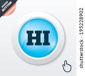 hindi language sign icon. hi...