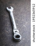 Stainless Steel Ratchet Wrench...
