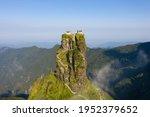 Fanjing Mountain  Guizhou...