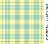 easter tartan plaid. scottish...   Shutterstock .eps vector #1952417035