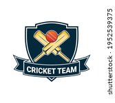 Cricket Team Logo. Creative...