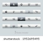 money icons   classic series  ... | Shutterstock .eps vector #1952695495