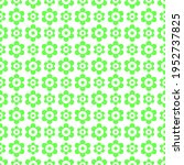 abstract seamless pattern green ... | Shutterstock .eps vector #1952737825