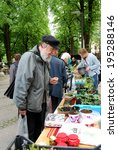 ljubljana  slovenia   may 17 ... | Shutterstock . vector #195288146