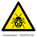 Raster Ladybug Flat Warning...