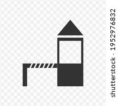 transparent barriers icon png ...