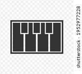 transparent piano icon png ...
