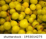 The Green Grape Is A Sweet...