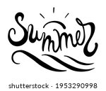brush lettering composition of... | Shutterstock .eps vector #1953290998