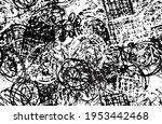 black and white abstract... | Shutterstock .eps vector #1953442468