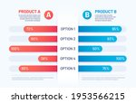 comparison table. infographic...   Shutterstock .eps vector #1953566215