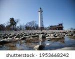 L Nge Erik Lighthouse In The...