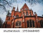 All Saints Church Seen In Lund  ...