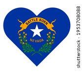 vector illustration icon. heart ... | Shutterstock .eps vector #1953708088