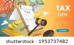 3d vector conceptual... | Shutterstock .eps vector #1953737482
