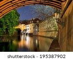 """devil"" influx ""vltava"". the... | Shutterstock . vector #195387902"