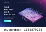 build your idea build your...   Shutterstock .eps vector #1953879298