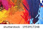 abstract vector illustration... | Shutterstock .eps vector #1953917248