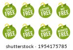 bio eco pure healthy safety... | Shutterstock .eps vector #1954175785