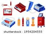 cosmetics procedure device ...   Shutterstock .eps vector #1954204555