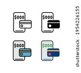 smartphone debit or credit card ...