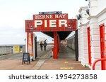 Herne Bay  Uk   1 April 2021 ...