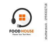 food house logo template... | Shutterstock .eps vector #1954332718