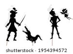 Shadow Puppets Of Fairy Boy ...