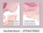 modern watercolor backgrounds...   Shutterstock .eps vector #1954670002