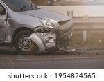 Car Accident   Soft Focus...