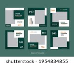 collection of modern sale... | Shutterstock .eps vector #1954834855
