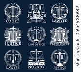 notarial office  notary and...   Shutterstock .eps vector #1954938682