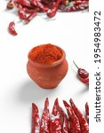 Red Chilli Powder With Dried...